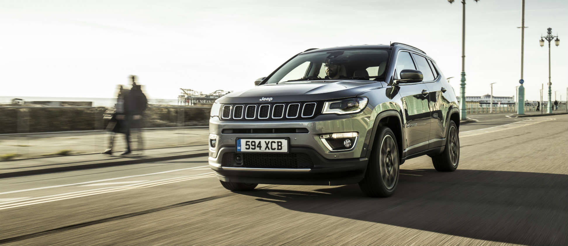 prices announced for jeep compass drive time. Black Bedroom Furniture Sets. Home Design Ideas
