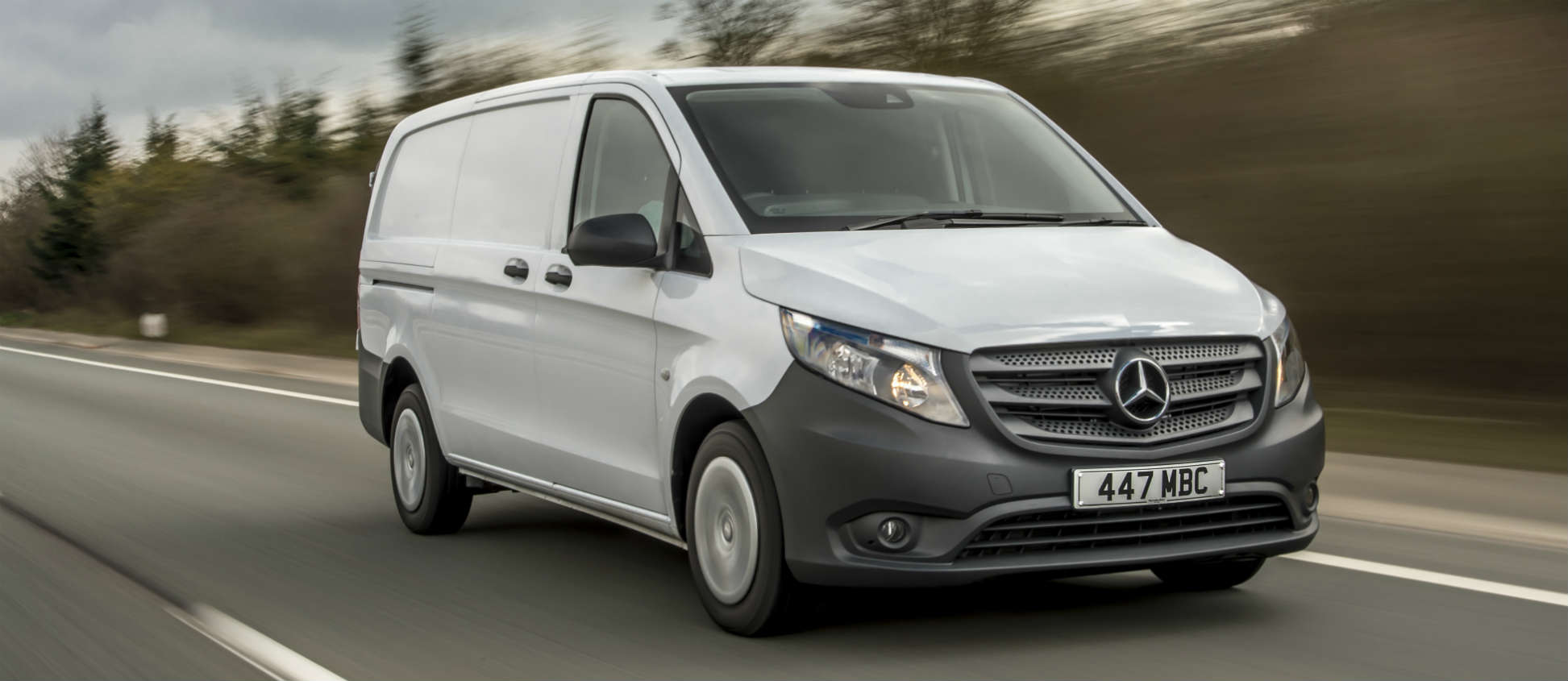 Mercedes benz vans introduces scrappage programme for new for Mercedes benz work vans